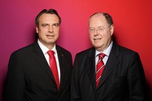 Gemeinsam kämpfen wir für eine andere Politik: Mit unserem Kanzlerkandidaten Peer Steinbrück